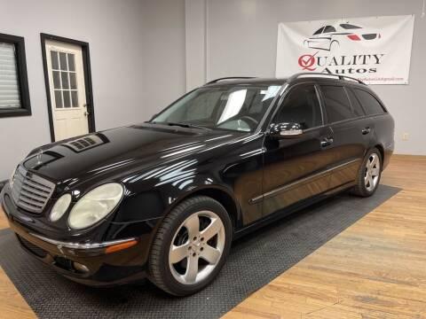 2006 Mercedes-Benz E-Class for sale at Quality Autos in Marietta GA