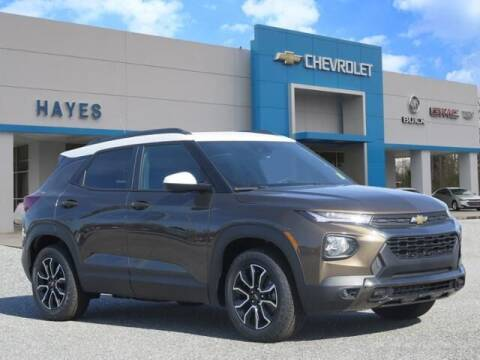 2021 Chevrolet TrailBlazer for sale at HAYES CHEVROLET Buick GMC Cadillac Inc in Alto GA