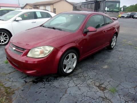 2008 Chevrolet Cobalt for sale at DAVE KNAPP USED CARS in Lapeer MI