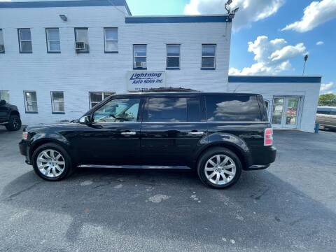 2011 Ford Flex for sale at Lightning Auto Sales in Springfield IL