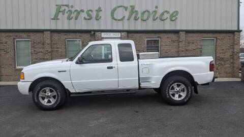 2002 Ford Ranger for sale at First Choice Auto in Greenville SC