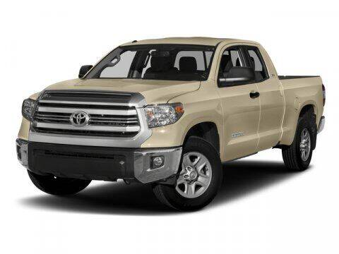 2016 Toyota Tundra for sale at Quality Toyota in Independence KS