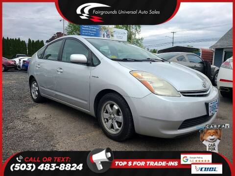 2008 Toyota Prius for sale at Universal Auto Sales in Salem OR