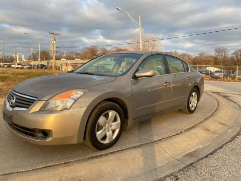2008 Nissan Altima for sale at Xtreme Auto Mart LLC in Kansas City MO