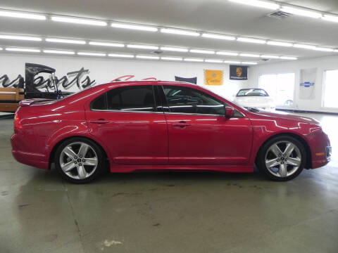 2010 Ford Fusion for sale at Car Now in Mount Zion IL