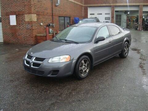 2004 Dodge Stratus for sale at MOTORAMA INC in Detroit MI