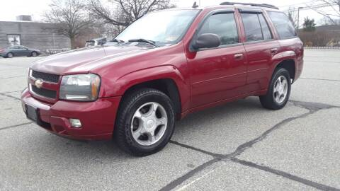 2006 Chevrolet TrailBlazer for sale at Jan Auto Sales LLC in Parsippany NJ