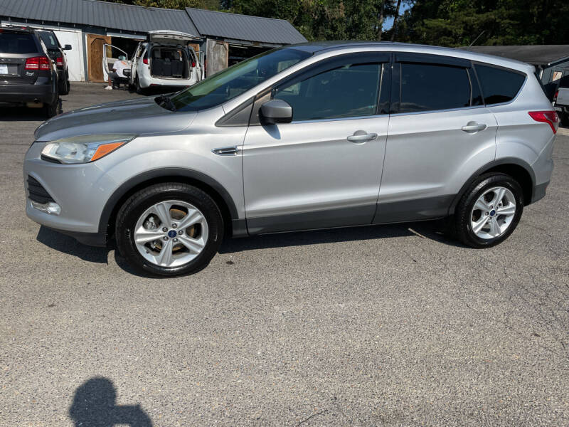 2013 Ford Escape for sale at Adairsville Auto Mart in Plainville GA