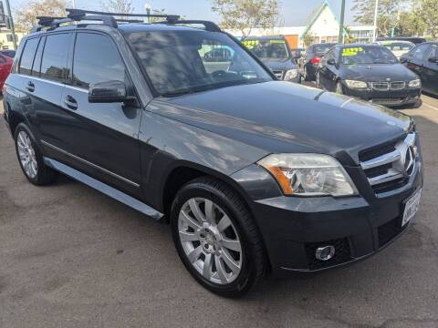 2010 Mercedes-Benz GLK for sale at Convoy Motors LLC in National City CA
