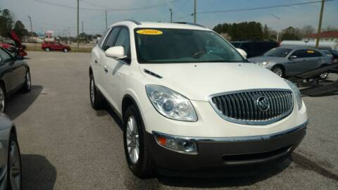 2008 Buick Enclave for sale at Kelly & Kelly Supermarket of Cars in Fayetteville NC