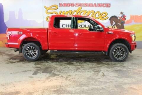 2018 Ford F-150 for sale at Sundance Chevrolet in Grand Ledge MI