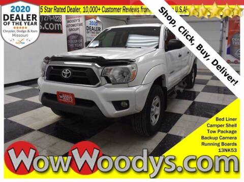 2013 Toyota Tacoma for sale at WOODY'S AUTOMOTIVE GROUP in Chillicothe MO