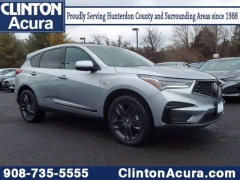 2021 Acura RDX for sale at Clinton Acura new in Clinton NJ
