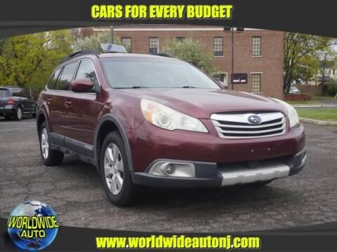 2011 Subaru Outback for sale at Worldwide Auto in Hamilton NJ