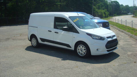 2015 Ford Transit Connect Cargo for sale at Southeast Motors INC in Middleboro MA