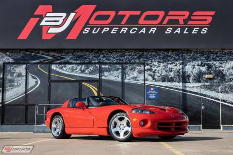 2000 Dodge Viper for sale at BJ Motors in Tomball TX
