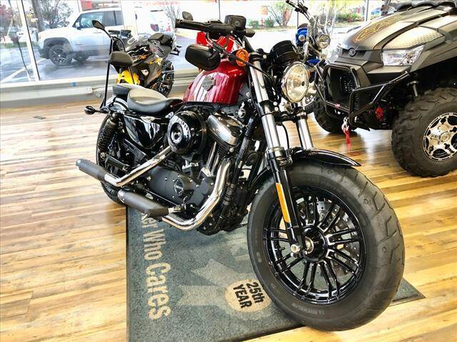 2016 Harley-Davidson XL 1200C Sportster for sale at Richardson Sales & Service in Highland IN
