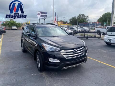 2014 Hyundai Santa Fe Sport for sale at Auto Mayella in Miami FL