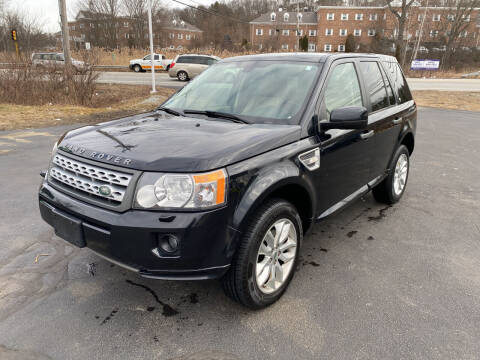 2011 Land Rover LR2 for sale at Turnpike Automotive in North Andover MA