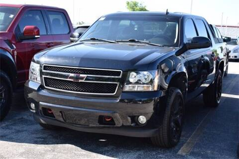 2011 Chevrolet Avalanche for sale at BOB ROHRMAN FORT WAYNE TOYOTA in Fort Wayne IN