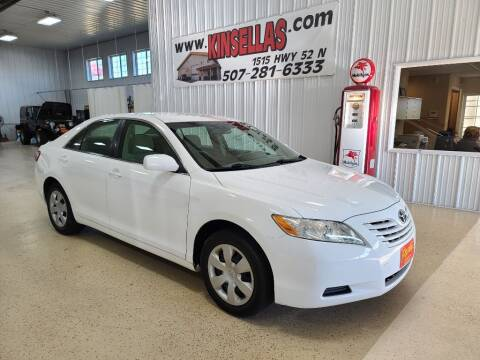 2009 Toyota Camry for sale at Kinsellas Auto Sales in Rochester MN