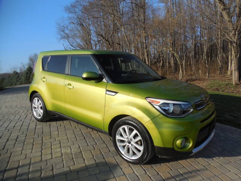 2017 Kia Soul for sale at Marsh Automotive in Ruffs Dale PA