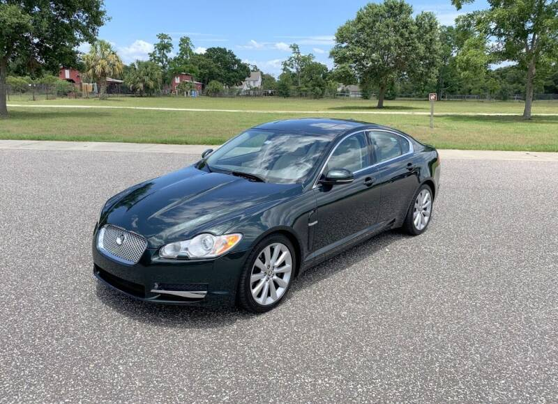 2010 Jaguar XF for sale at P J'S AUTO WORLD-CLASSICS in Clearwater FL