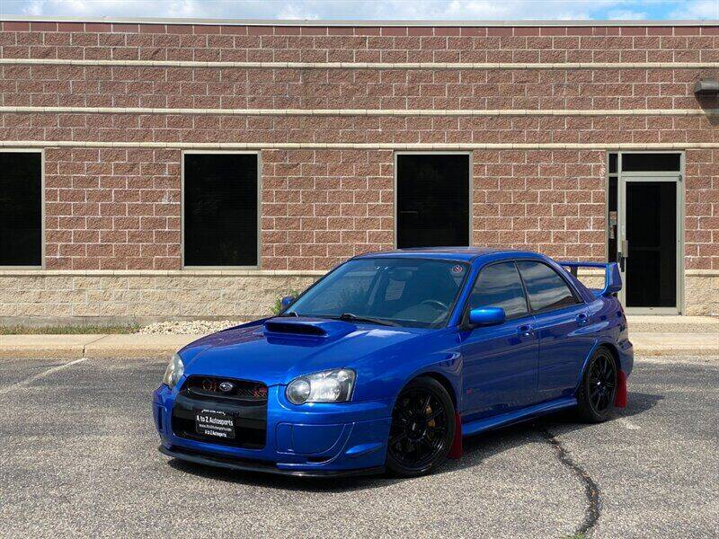 2005 Subaru Impreza for sale at A To Z Autosports LLC in Madison WI