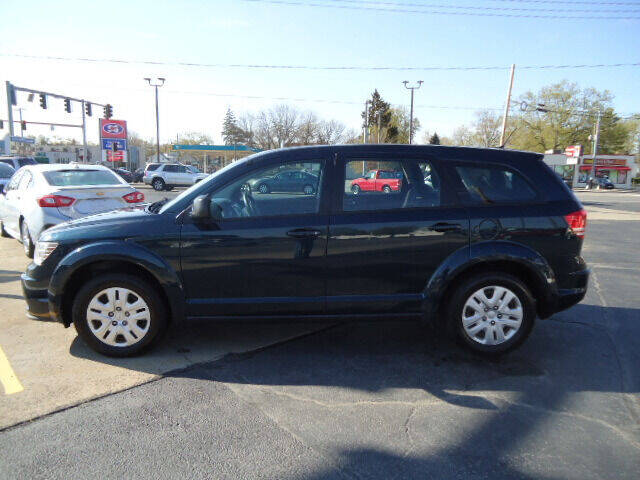 2014 Dodge Journey for sale at Tom Cater Auto Sales in Toledo OH
