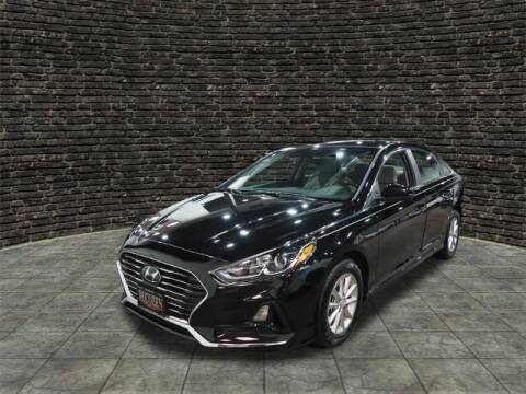 2018 Hyundai Sonata for sale at Montclair Motor Car in Montclair NJ