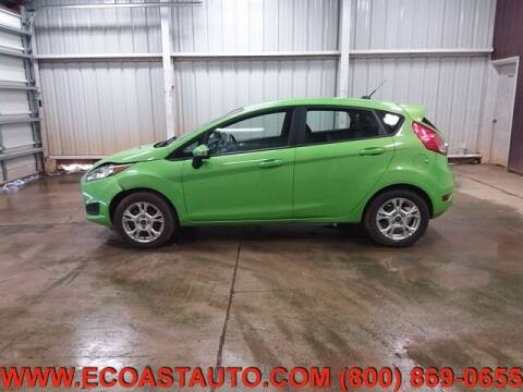 2014 Ford Fiesta for sale at East Coast Auto Source Inc. in Bedford VA