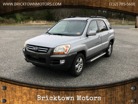 2006 Kia Sportage for sale at Bricktown Motors in Brick NJ