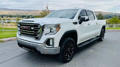 2019 GMC Sierra 1500 for sale at Mega Auto Sales in Wenatchee WA