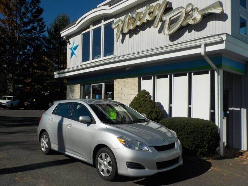 2009 Toyota Matrix for sale at Nicky D's in Easthampton MA
