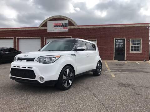2015 Kia Soul for sale at Family Auto Finance OKC LLC in Oklahoma City OK