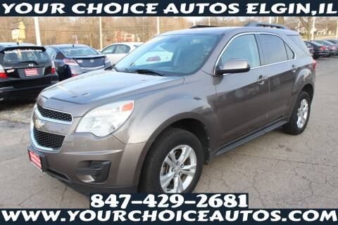 2012 Chevrolet Equinox for sale at Your Choice Autos - Elgin in Elgin IL