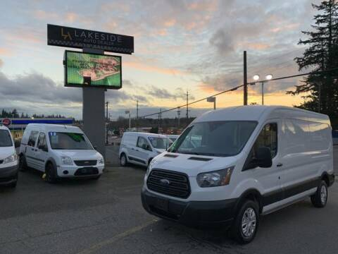 2019 Ford Transit Cargo for sale at Lakeside Auto in Lynnwood WA
