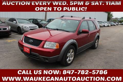 2005 Ford Freestyle for sale at Waukegan Auto Auction in Waukegan IL
