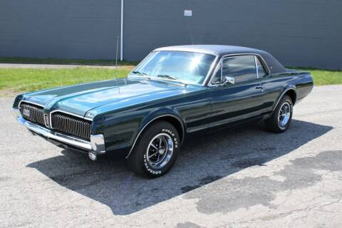 1967 Mercury Cougar for sale at Great Lakes Classic Cars & Detail Shop in Hilton NY