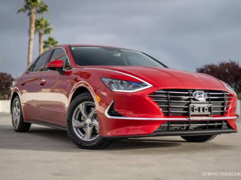 2020 Hyundai Sonata for sale at Euro Auto Sales in Santa Clara CA