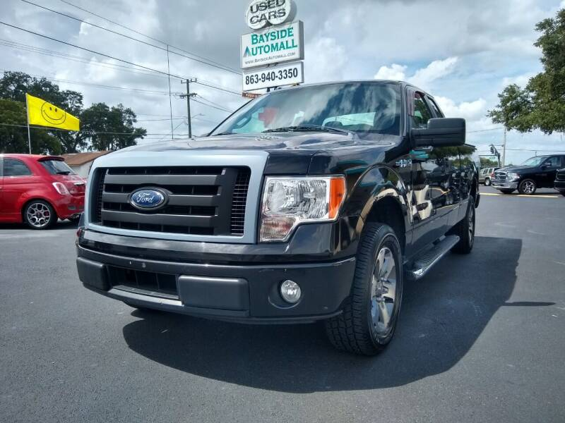 2014 Ford F-150 for sale at BAYSIDE AUTOMALL in Lakeland FL