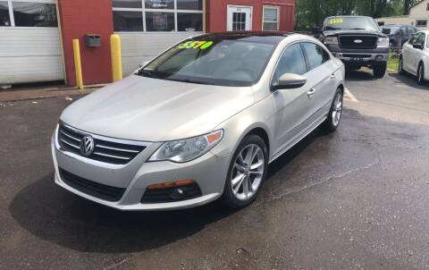 2009 Volkswagen CC for sale at ASC Auto Sales in Marcy NY