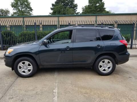 2012 Toyota RAV4 for sale at Hollingsworth Auto Sales in Wake Forest NC
