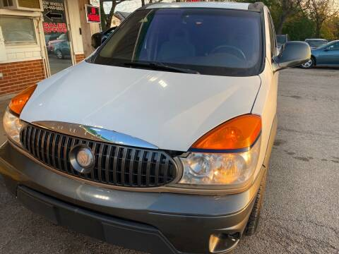2002 Buick Rendezvous for sale at New Wheels in Glendale Heights IL