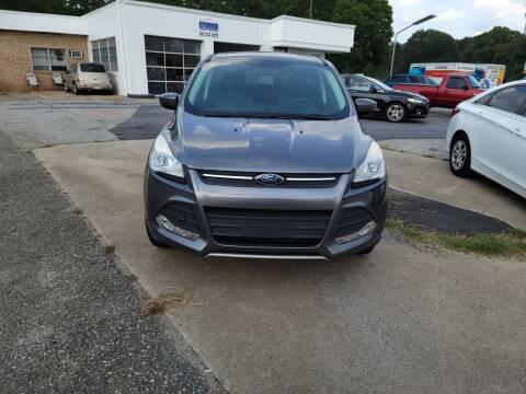 2014 Ford Escape for sale at Lyman Autogroup LLC. in Lyman SC