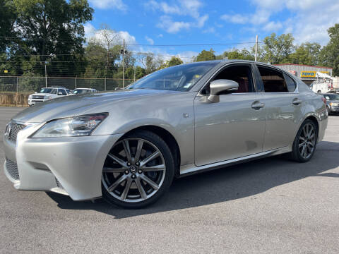 2015 Lexus GS 350 for sale at Beckham's Used Cars in Milledgeville GA