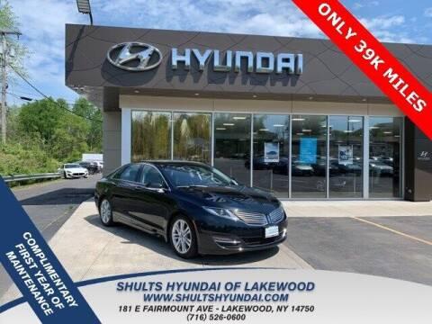 2014 Lincoln MKZ for sale at Shults Hyundai in Lakewood NY