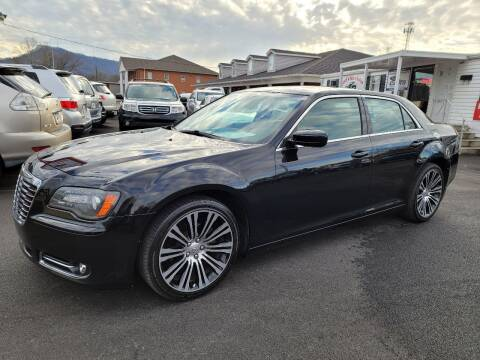 2014 Chrysler 300 for sale at Ford's Auto Sales in Kingsport TN