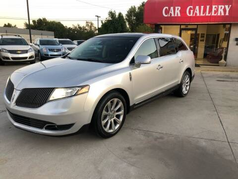 2013 Lincoln MKT for sale at Car Gallery in Oklahoma City OK