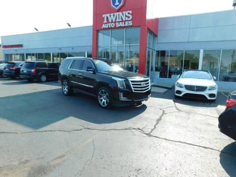 2016 Cadillac Escalade for sale at Twins Auto Sales Inc Redford 1 in Redford MI